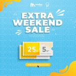 Weekend Spesial, Madina Qur'an Berikan Diskon Setiap Akhir Pekan Hingga 30%