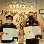 Berkolaborasi dalam Menciptakan Kebaikan Bersama ACT Jawa Barat